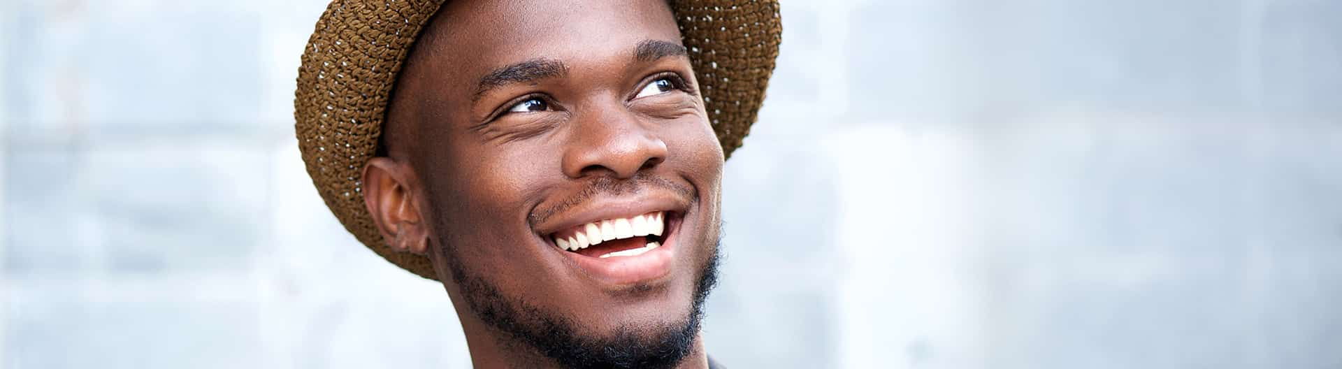 African American Smiling